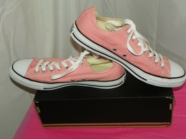 CONVERSE CHUCK TAYLOR ALL STAR SNEAKER PINK UNISEX MENS 10.5/WOMENS 12.5... - $48.51