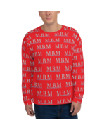 M.B.M's (Stoner) Sweatshirt (Red) - $40.95