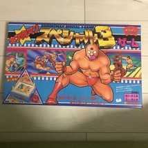 Kinnikuman Special 3 Board Game BANDAI Unused Japan - $159.99