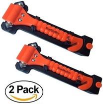 Emergency Escape Tool Auto Car Window Glass Hammer Breaker and Seat Belt... - $8.56