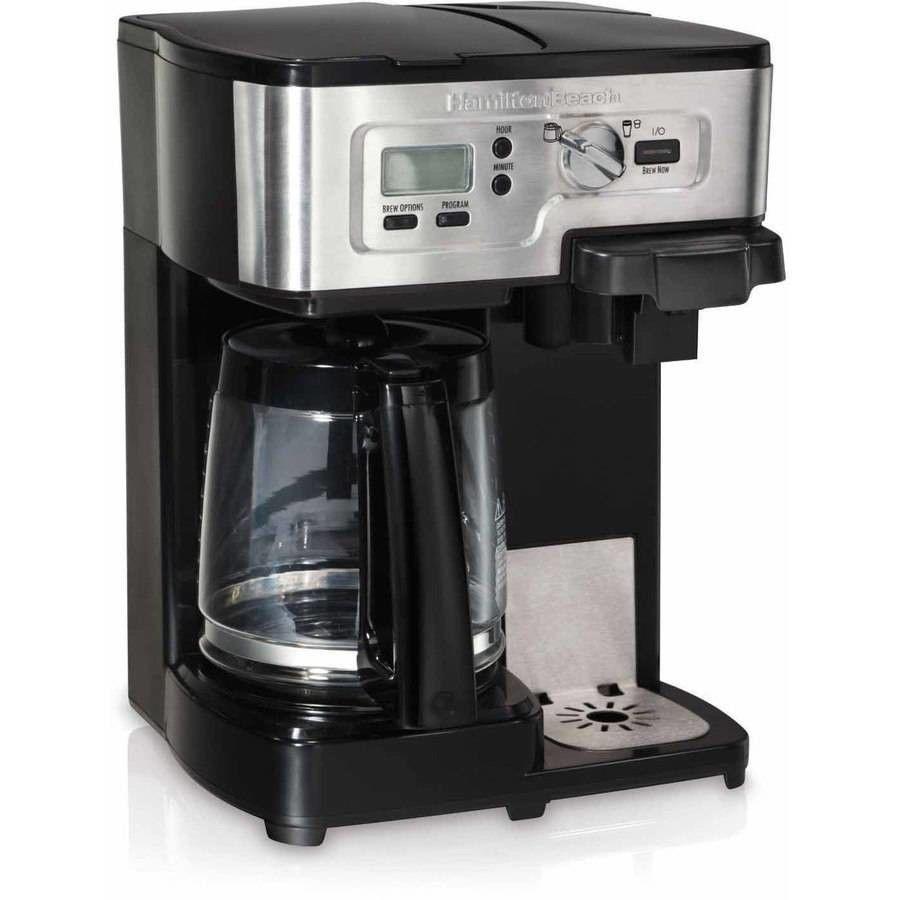 Refurbished Hamilton Beach 49983 2-Way FlexBrew Coffee Maker Top Quality for sale  USA