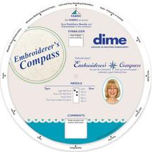 Deborah Jones' Embroiderer's Compass - $28.37