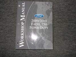 2009 Ford F-650 750 Diesel Truck CAT Service Shop Repair Manual FACTORY OEM - $19.75