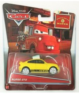 Disney  Cars Nurse GTO Rescue Squad Mater Diecast Vehicle Car Toy - $8.73