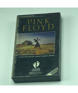 CASSETTE TAPE VINTAGE AUDIO MUSIC case Pink Floyd collection dance songs... - $11.88