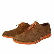 Cole Haan Lunargrand Wing Tip Lace Up Oxford Shoes - $60.00