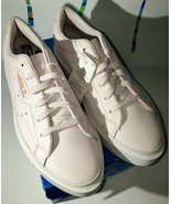 Adidas Sleek Super W Athletic Shoes Sneakers New EE4505 Women's Sz 10 Or... - $53.20