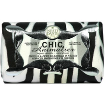 Nesti Dante Chic Aimalier White (Tiger) Soap 8.8oz - $13.00