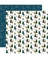 """Let's Go Camping Double-Sided Cardstock 12""""X12""""-Life Is A Journey - $27.66"""