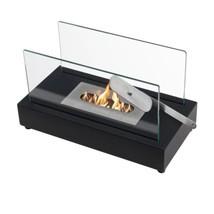 Table Top Bio Ethanol Fireplace 0.5L Single Layer 430SS Burner w/Control... - $199.00