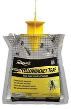 RESCUE Non-Toxic Disposable Yellowjacket Trap, East of the Rockies - $5.51
