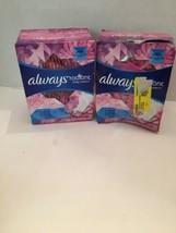 Always, Radiant Pantiliners, Regular, Unscented, 48x2 Count - DAMAGED BOX - $11.86
