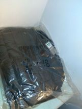 CARE OF BY PUMA Women's Size L Funnel Neck Puffer Jacket Black new sealed w/tags image 6