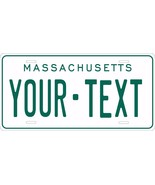 Massachusetts 1977 License Plate Personalized Custom Car Bike Motorcycle... - $10.99+