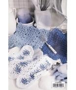 12 Knit Crochet Dishcloths Sunflower Clusters Shells Basketweave Stripes... - $12.99