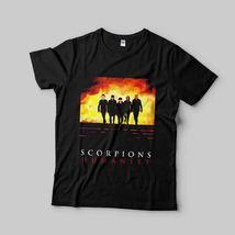 Scorpions Humanity Men Unisex T Shirt Tee Gildan S M L XL 2XL - $17.99