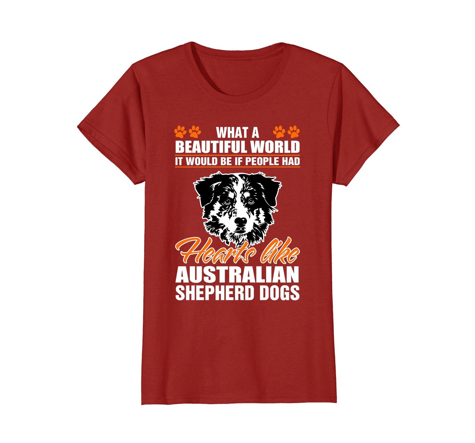 Costume For Australian Shepherd Lover Shirt For Grandkids