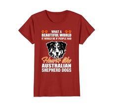 Costume For Australian Shepherd Lover Shirt For Grandkids - $19.99+