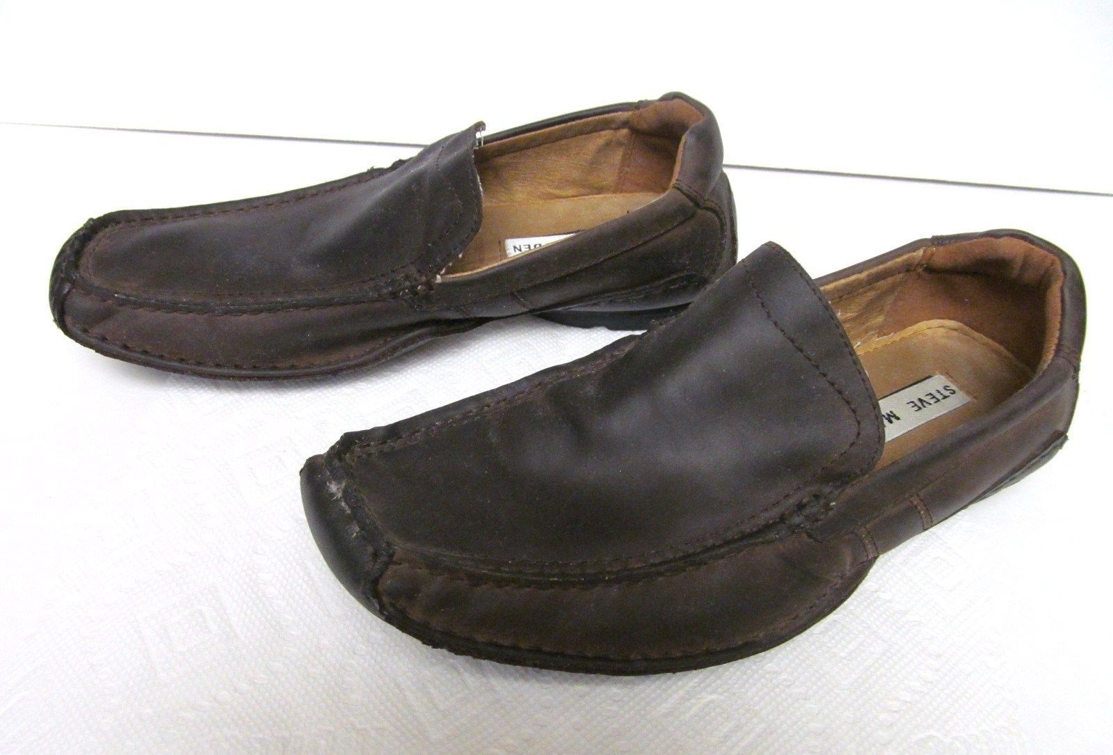 33d08d89646 STEVE MADDEN Noted Leather Loafers Mocs and 50 similar items. S l1600