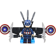 1 pc Super Hero SY296 Compatible Minifigure Building Block M  - $3.75