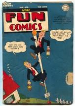 More Fun Comics #102 1945- 2nd SUPERBOY- Green Arrow- Aquaman FAIR - $212.19