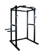 Power Rack Fitness Home Stand Exercise Squat Muscle Workout Strength Tra... - $1,099.99