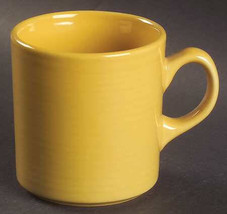Concentrix Saffron Yellow China Stoneware Large Mug by Lynn's, Looks Lik... - $9.50