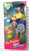 1996..BIG BROTHER KEN & BABY BOTHER TOMMY..DOLL..IN BOX - $29.99