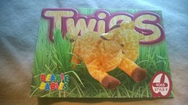 TY BEANIE BABY TRADING CARD * TWIGS * 2nd edition SERIES 4 - $1.25