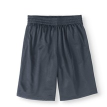 Athletic Works Boys Active Mesh Shorts X-Small 4-5 Greystone NEW - $9.89
