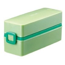 Asvel SS-T600 Lunch Box C Deli Club (Green) - $19.99