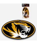 NCAA Missouri Tigers Magnet 2-Pack Set Team Decal Vinyl Wall Decor Offic... - $8.90