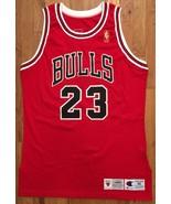 1996-97 Chicago Bulls Michael Jordan Pro Cut Jersey 46 + 3 game issued u... - $1,299.99