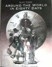 AROUND THE WORLD IN EIGHTY DAYS [Hardcover] Verne, Jules