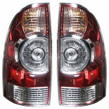 Fits 05-15 Toyota TACOMA Tail Lamp With LED Center Lens Right & Left Set - $178.15