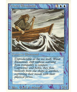 Magic: The Gathering 3rd Edition - Water Elemental - $0.25