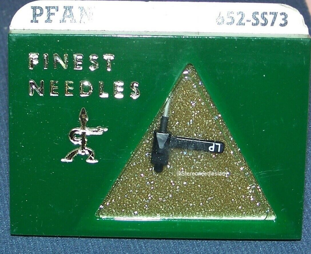 RECORD PLAYER NEEDLE RCA 130398 for 204-1 115276 115277 115302 647-DS73 652-SS73
