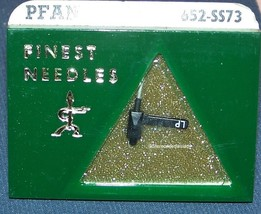 RECORD PLAYER NEEDLE RCA 130398 for 204-1 115276 115277 115302 647-DS73 652-SS73 image 1