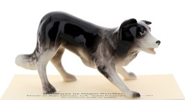 Hagen-Renaker Miniature Ceramic Dog Figurine Border Collie image 2