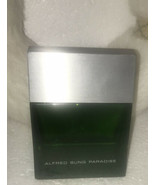 Alfred Sung Paradise Homme Men Eau De Toilette 3.4 oz / 100 ml  Spray  - $44.16