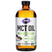 Now Foods Sports MCT Oil, 16 fl oz (473 ml) - $15.99+