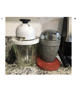 2 Vintage Kitchen Appliances Kenmore Whipper Mixer and Juice King Juicer - $29.00