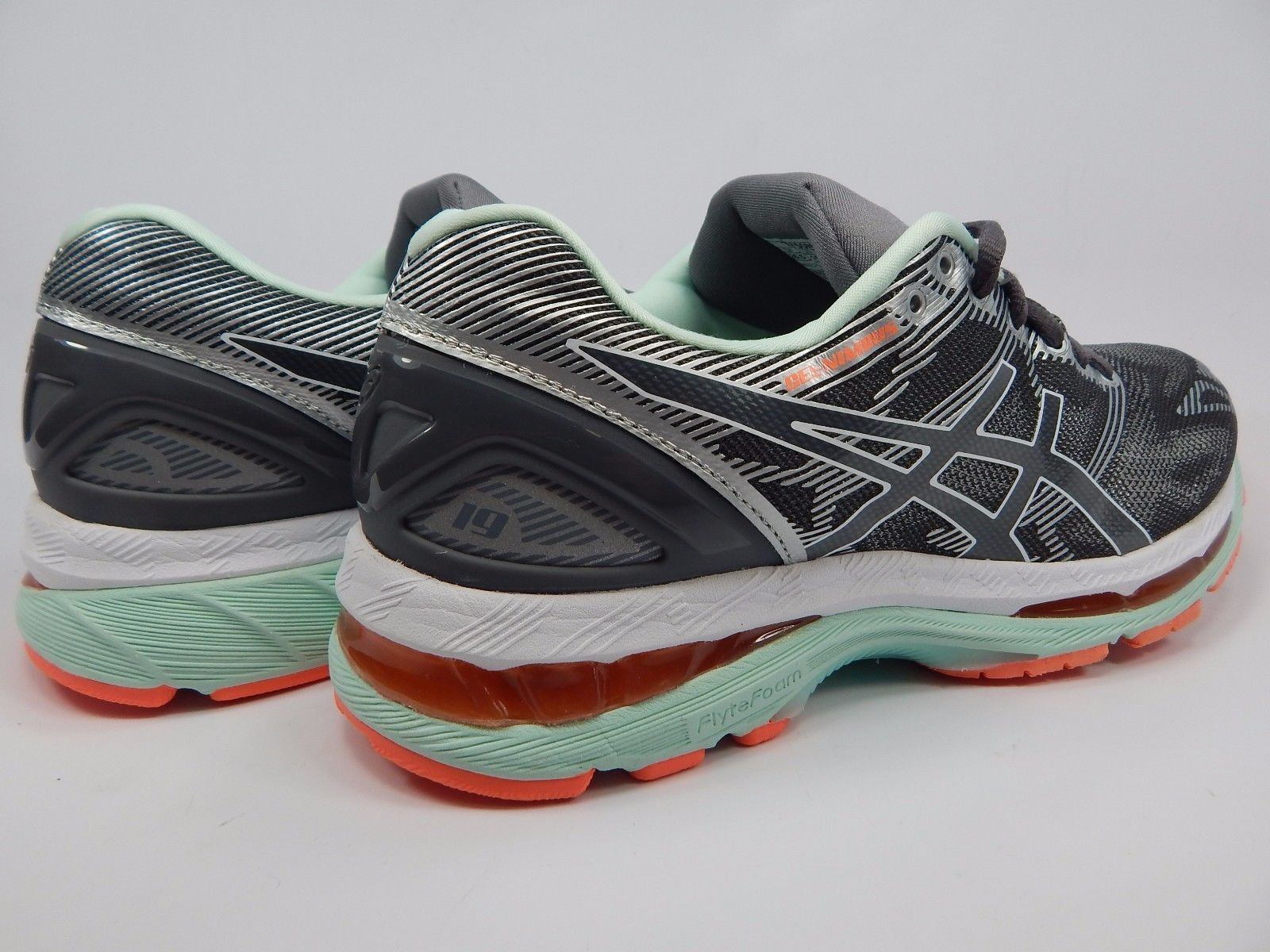 Chaussures de course (B) Asics Gel Nimbus Gel 19 pour femme, 19891 taille US 10 M (B) EU 42 e0c9a7c - canadian-onlinepharmacy.website