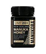 Manukora Manuka Honey UMF 20+, 500g (1.1 lbs) - $134.36