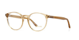 5a0663c6a02f3 Authentic Tom Ford Eyeglasses TF5524 045 Nude Crystal Frames 49MM Rx-ABLE -   161.26