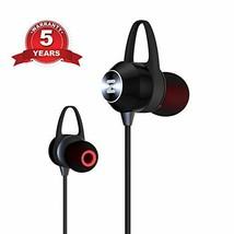 Bluetooth Headphones, Best Wireless Sports Earphones IPX5 Waterproof HD ... - $26.45