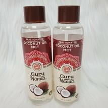 2 COCONUT SCENT GURU NANDA AROMATHERAPY 100% Pure Natural Essential Oil 4oz - $9.99
