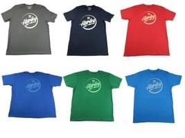 Hurley Men's Tee Shirt Circle Graphic Logo T-Shirt Short Sleeve Crew Neck NEW