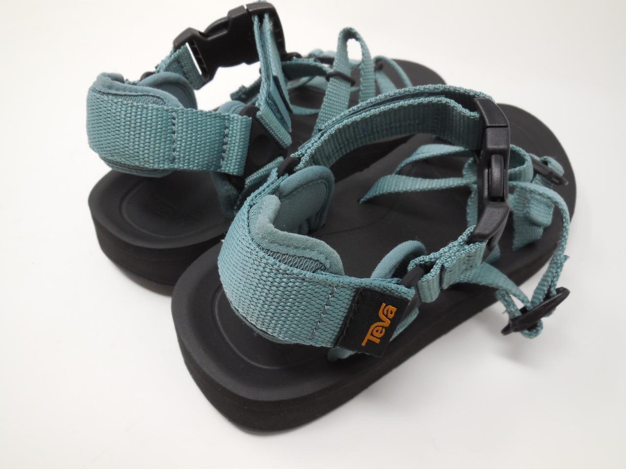 48ec9db5dd06 NEW TEVA Alp Premier Hiking Sandals Teal Webbing Casual Men s US 9M SHIPS  TODAY