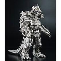 Godzilla Japanese 9 Inch Vinyl Figure 2003 Mecha Godzilla - $253.31
